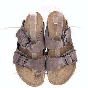 Birkenstock Arizona Suede Leather Women's Size 8